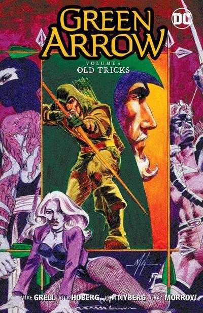 Green Arrow Vol. 9 – Old Tricks (TPB) (2018)