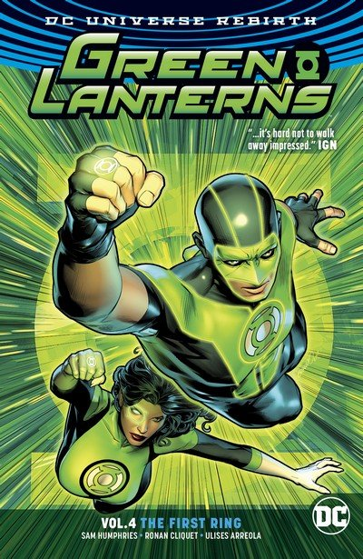 Green Lanterns Vol. 4 – The First Ring (2018)