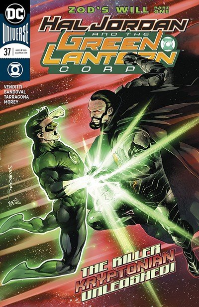 Hal Jordan And The Green Lantern Corps #37 (2018)