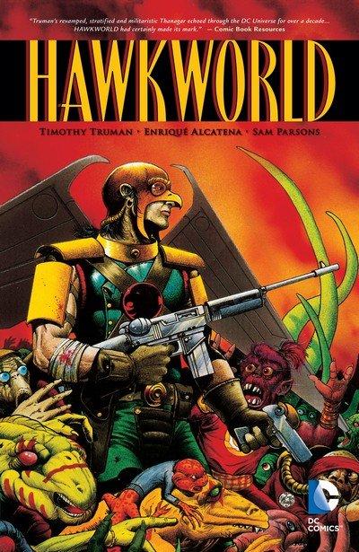 Hawkworld – New Edition (2014)