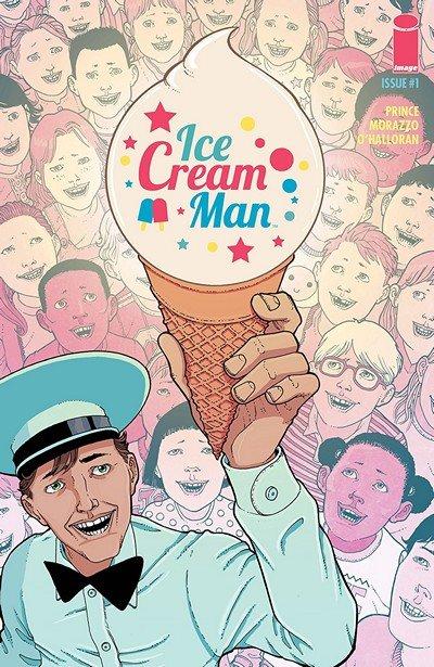 Ice Cream Man #1 (2018)