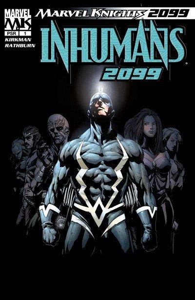 Inhumans 2099 #1 (2004)