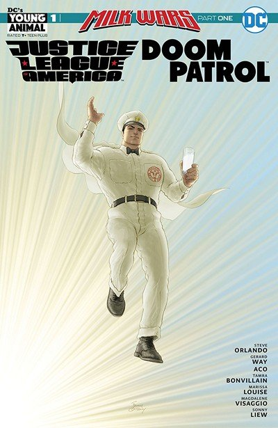 JLA – Doom Patrol Special #1 (2018)