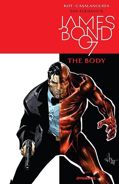 James Bond – The Body #1 (2018)