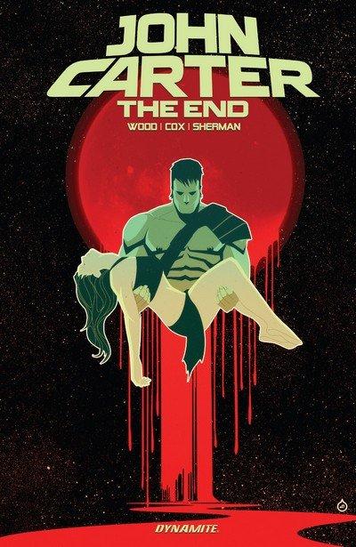 John Carter – The End (TPB) (2017)