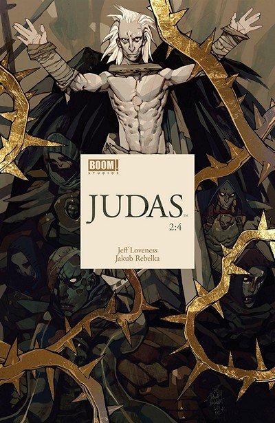 Judas #2 (2018)