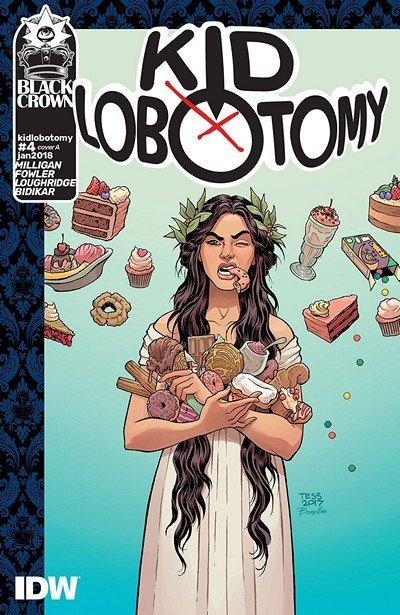 Kid Lobotomy #4 (2018)