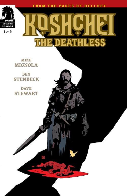 Koshchei The Deathless #1 (2018)