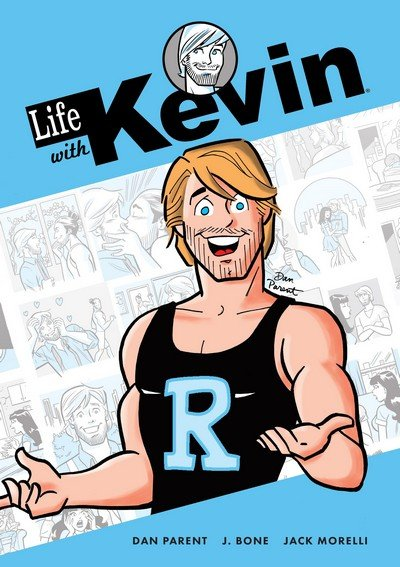 Life with Kevin Vol. 1 (TPB) (2017)