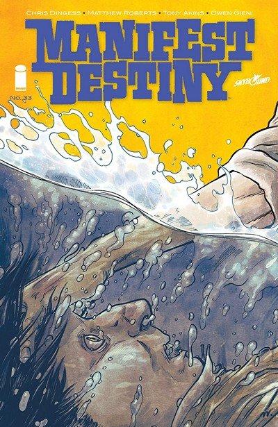 Manifest Destiny #33 (2018)