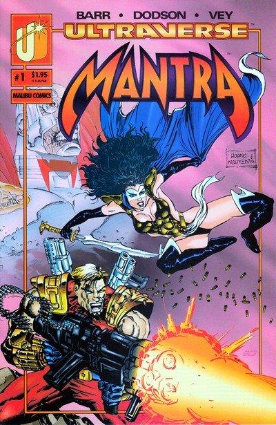 Mantra Vol. 1 #1 – 24 (1993-1995)