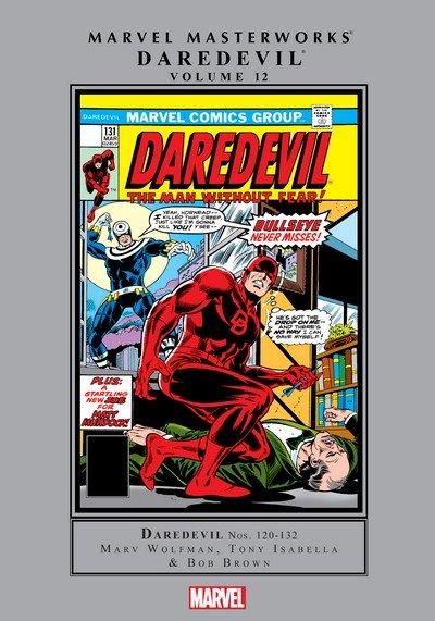 Marvel Masterworks – Daredevil Vol. 12 (TPB) (2018)