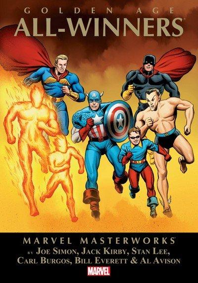 Marvel Masterworks – Golden Age All-Winners Vol. 1 – 4 (2005-2018)