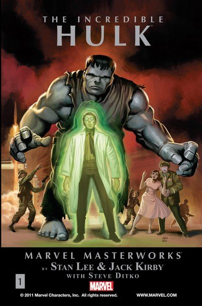 Marvel Masterworks – The Incredible Hulk Vol. 1 (TPB) (2009)