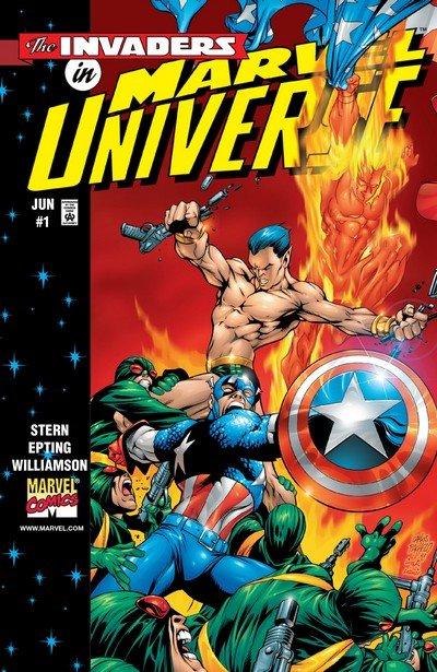 Marvel Universe #1 – 7 (1998)