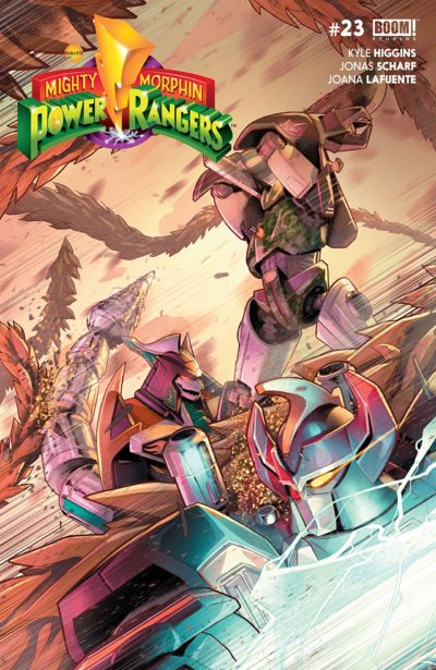 Mighty Morphin Power Rangers #23 (2018)