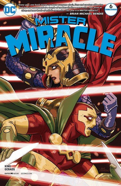 Mister Miracle #6 (2018)