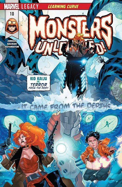Monsters Unleashed Vol. 2 #10 (2018)
