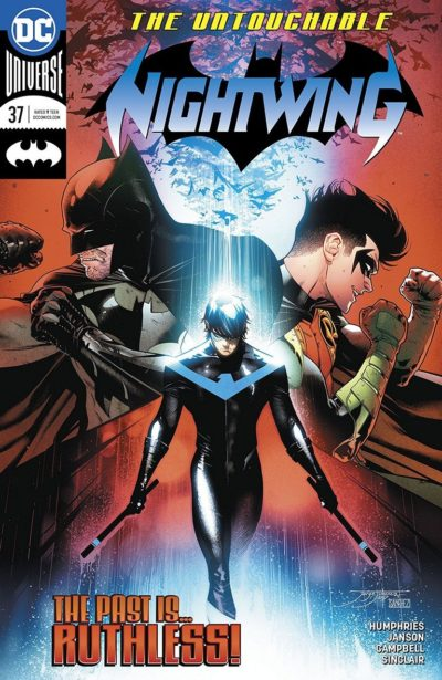 Nightwing #37 (2018)