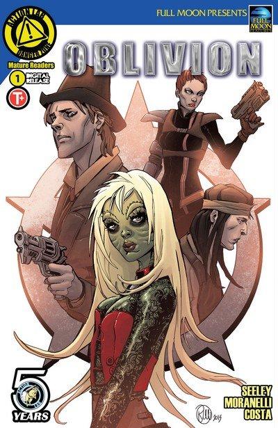 Oblivion #1 – 3 (2016)