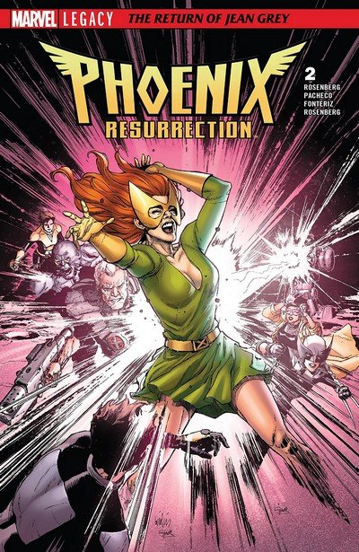 Phoenix Resurrection – The Return Of Jean Grey #2 (2018)