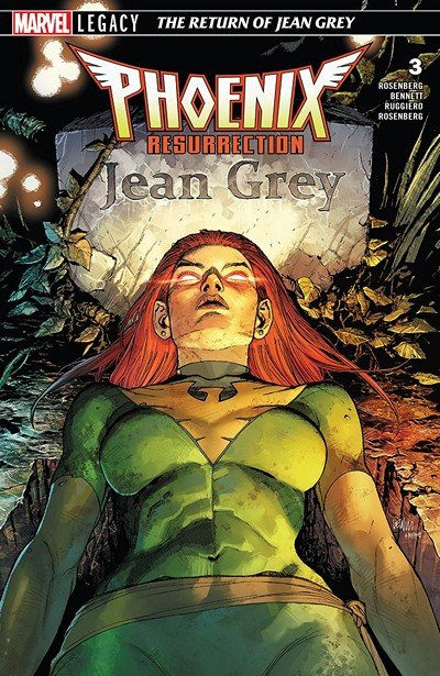 Phoenix Resurrection – The Return Of Jean Grey #3 (2018)