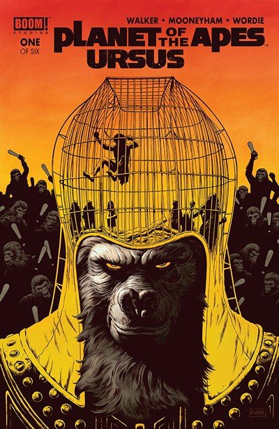 Planet Of The Apes – Ursus #1 (2018)