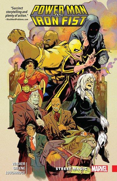 Power Man and Iron Fist Vol. 3 – Street Magic (TPB) (2017)