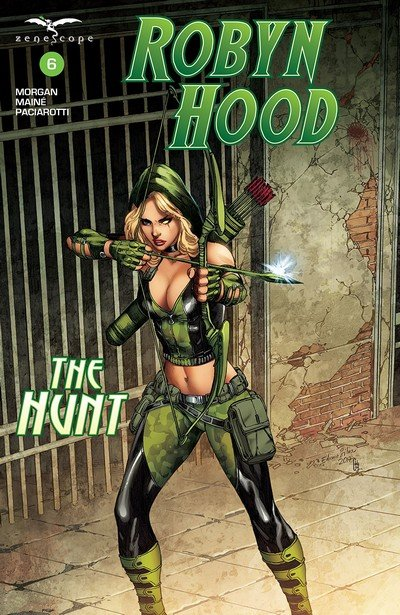 Robyn Hood The Hunt #6 (2017)