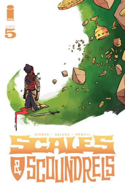Scales & Scoundrels #5 (2018)