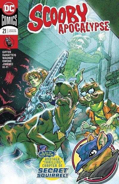 Scooby Apocalypse #21 (2018)
