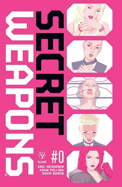 Secret Weapons #0 (2018)