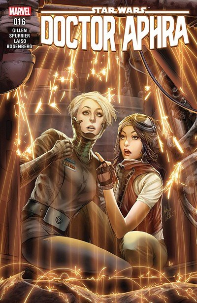 Star Wars – Doctor Aphra #16 (2018)