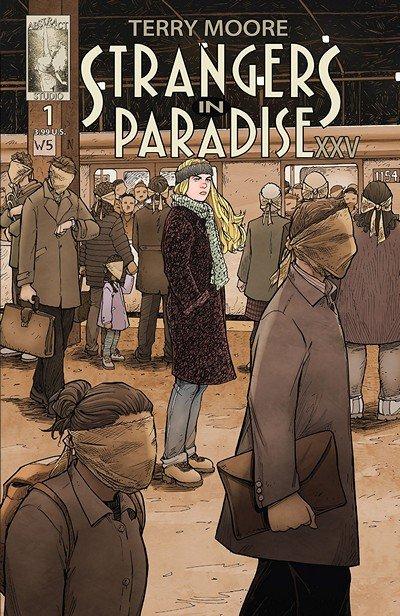 Strangers In Paradise XXV #1 (2018)