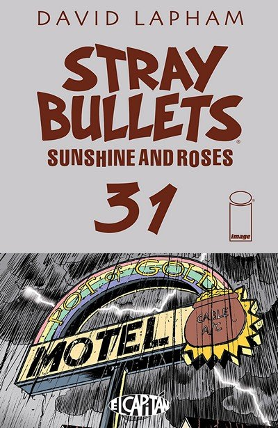 Stray Bullets – Sunshine And Roses #31 (2018)