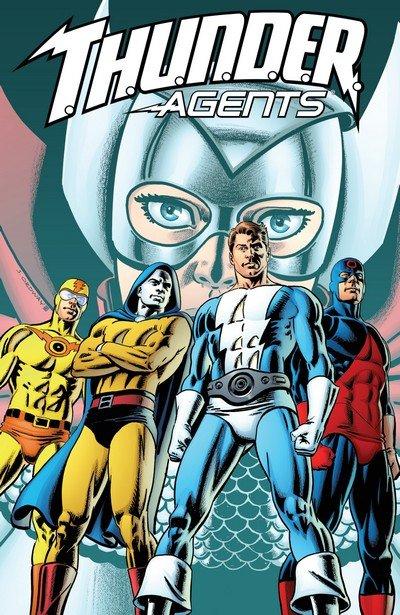 T.H.U.N.D.E.R. Agents Vol. 1 – 2 (TPB) (2014)