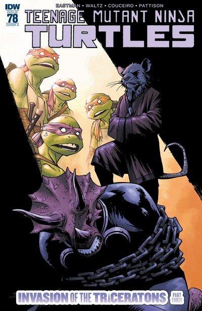 Teenage Mutant Ninja Turtles #78 (2018)
