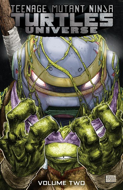 Teenage Mutant Ninja Turtles Universe Vol. 2 – The New Strangeness (TPB) (2017)