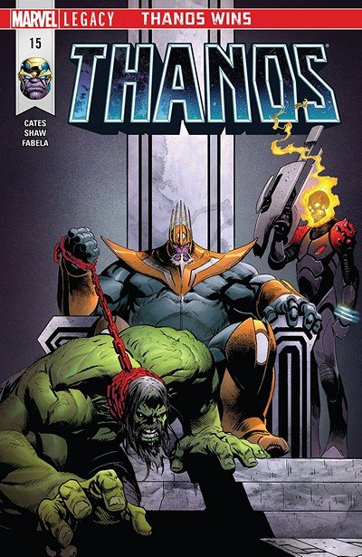 Thanos #15 (2018)