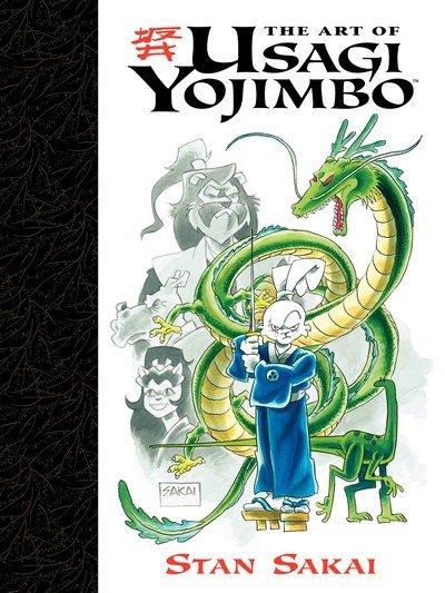 The Art of Usagi Yojimbo – 20th Anniversary Edition (2004)