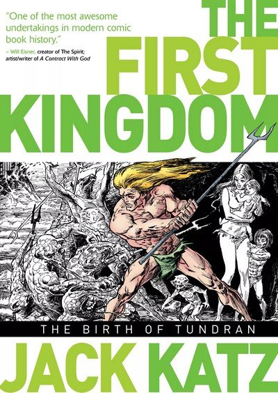 The First Kingdom #1 – 24 + TPB Vol. 1 – 6 (1974-2014)