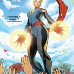 The Mighty Captain Marvel Vol. 1 – 3 (TPB) (2017-2018)