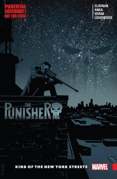 The Punisher Vol. 3 – King of the New York Streets (TPB) (2018)
