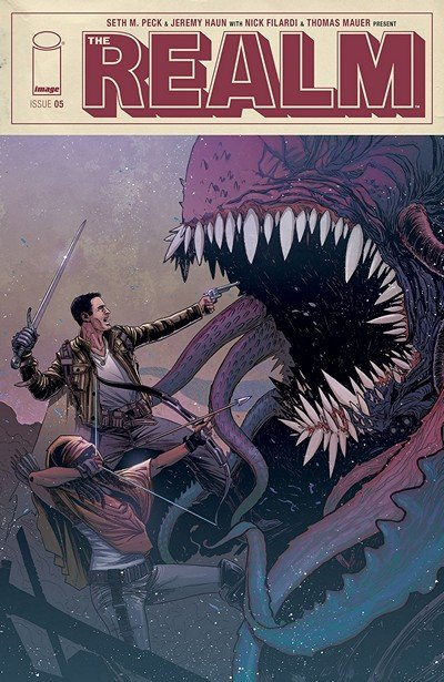 The Realm #5 (2018)