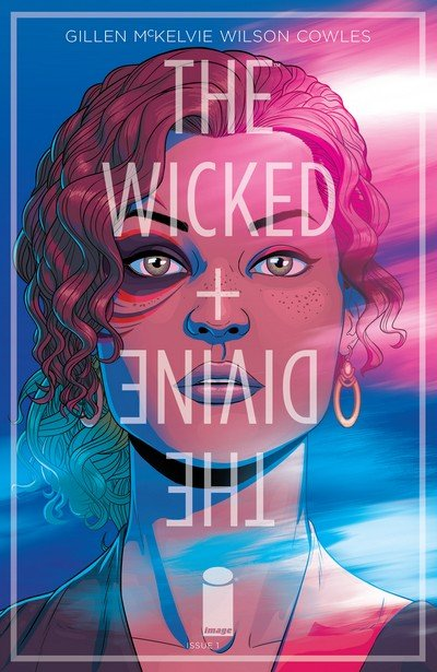 The Wicked + The Divine #1 – 45 + TPBs (2014-2019)