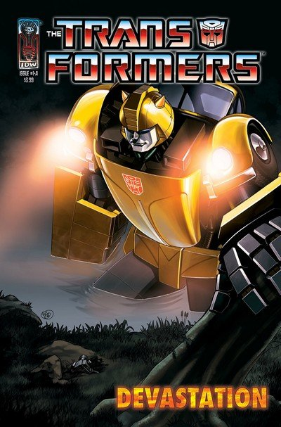 Transformers – Devastation #1 – 6 (2007-2008)