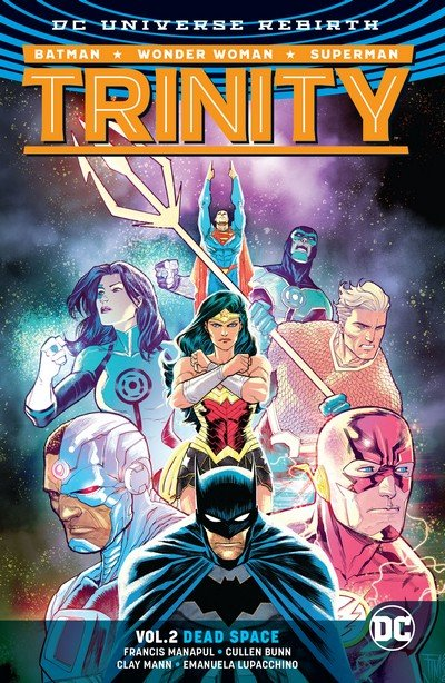 Trinity Vol. 2 – Dead Space (TPB) (2017)