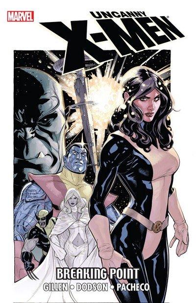 Uncanny X-Men – Breaking Point (TPB) (2011)