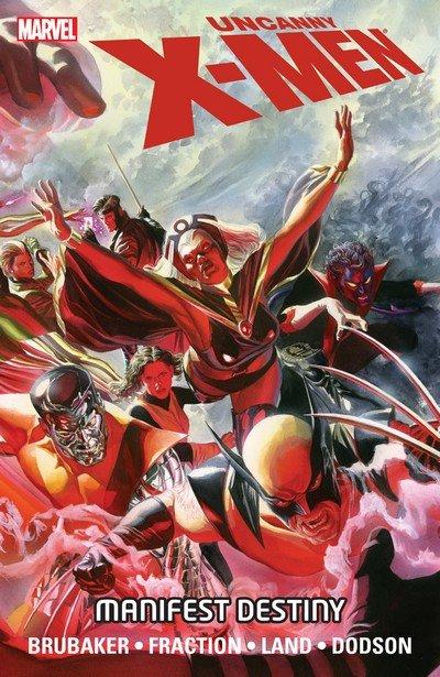 Uncanny X-Men – Manifest Destiny (TPB) (2009)