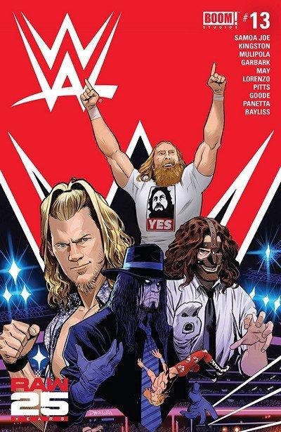 WWE #13 (2018)